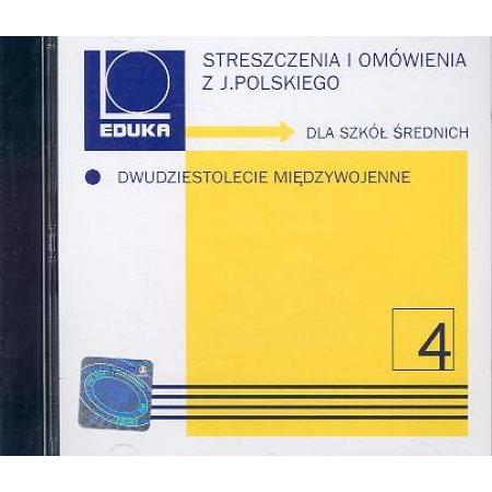 Streszczenia i omówienia z języka polskiego Dwudziestolecie międzywojenne